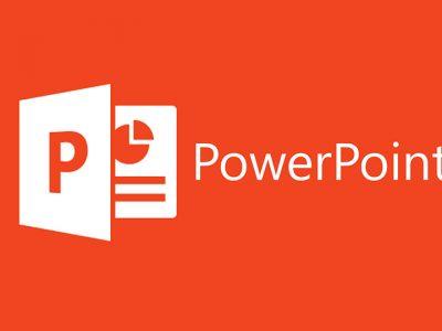 Microsoft Power Point – Certificación Testing Program